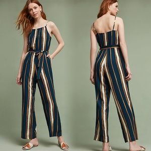 Anthropologie Bishop & Young Scarborough Jumpsuit
